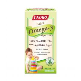 Baby's Algae Omega-3 Drops