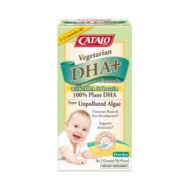Baby's Vegetarian DHA+ Formula (with ARA & Lutein)